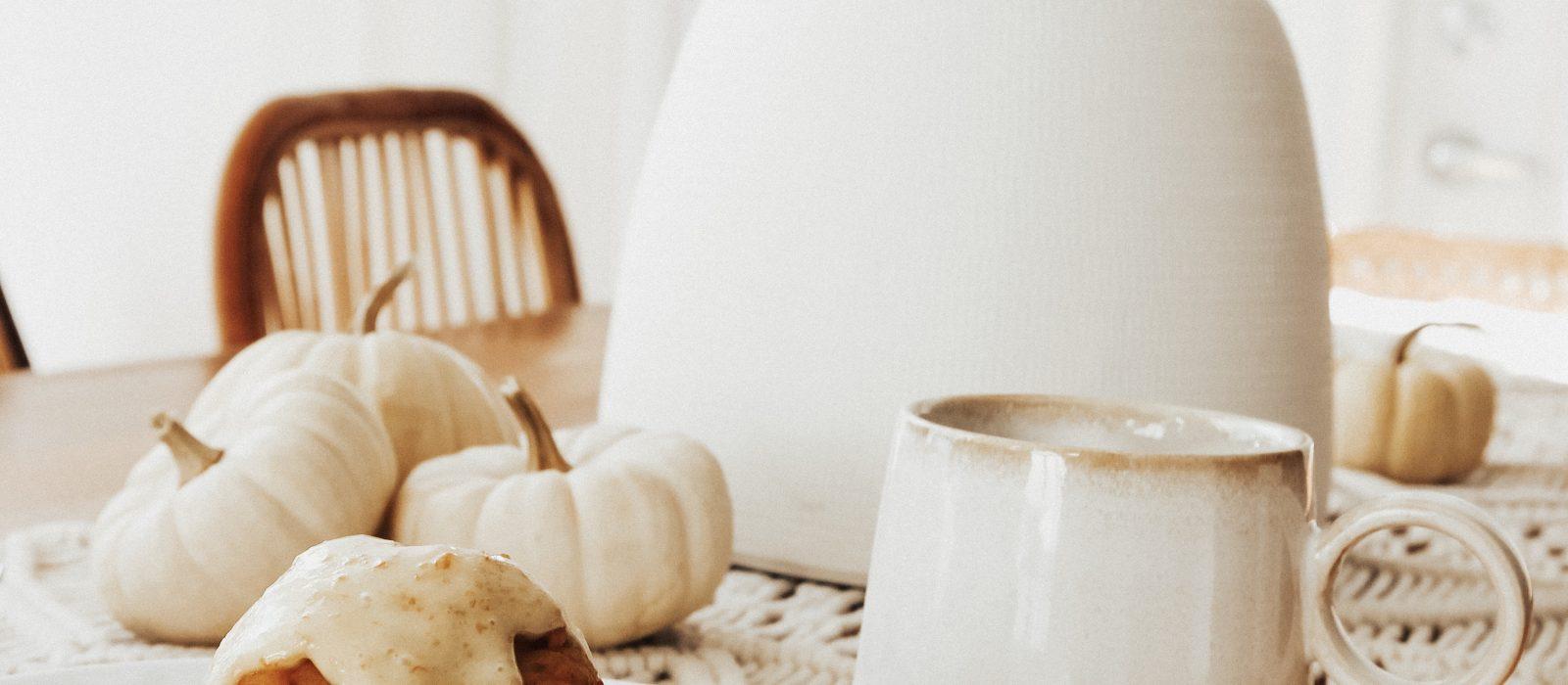 Pumpkin Cranberry Pecan Muffin Recipe