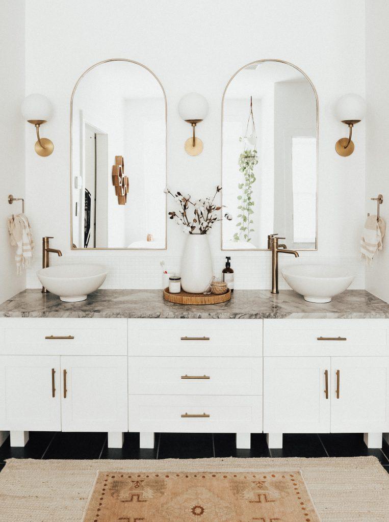 Master Bathroom Reveal, Kent Building Supplies Bathroom Vanities