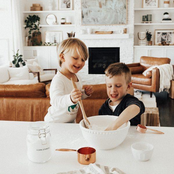 3 Easy Homemade Play Dough Recipes
