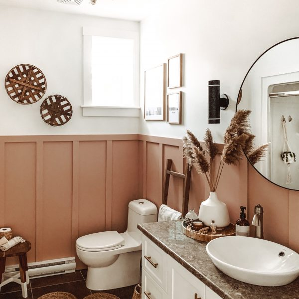 Guest Bathroom – 4 Tips for the Best Bathroom Lighting